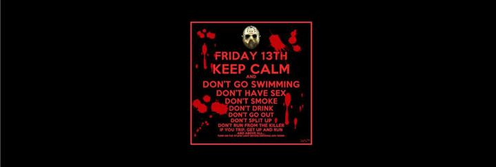 Should you have Sex on Friday the13th?
