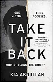Take it Back – courtroom drama at its best